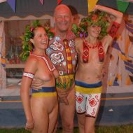 Holland Body Paintings