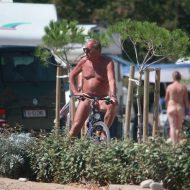 Crete FKK Camping Tour