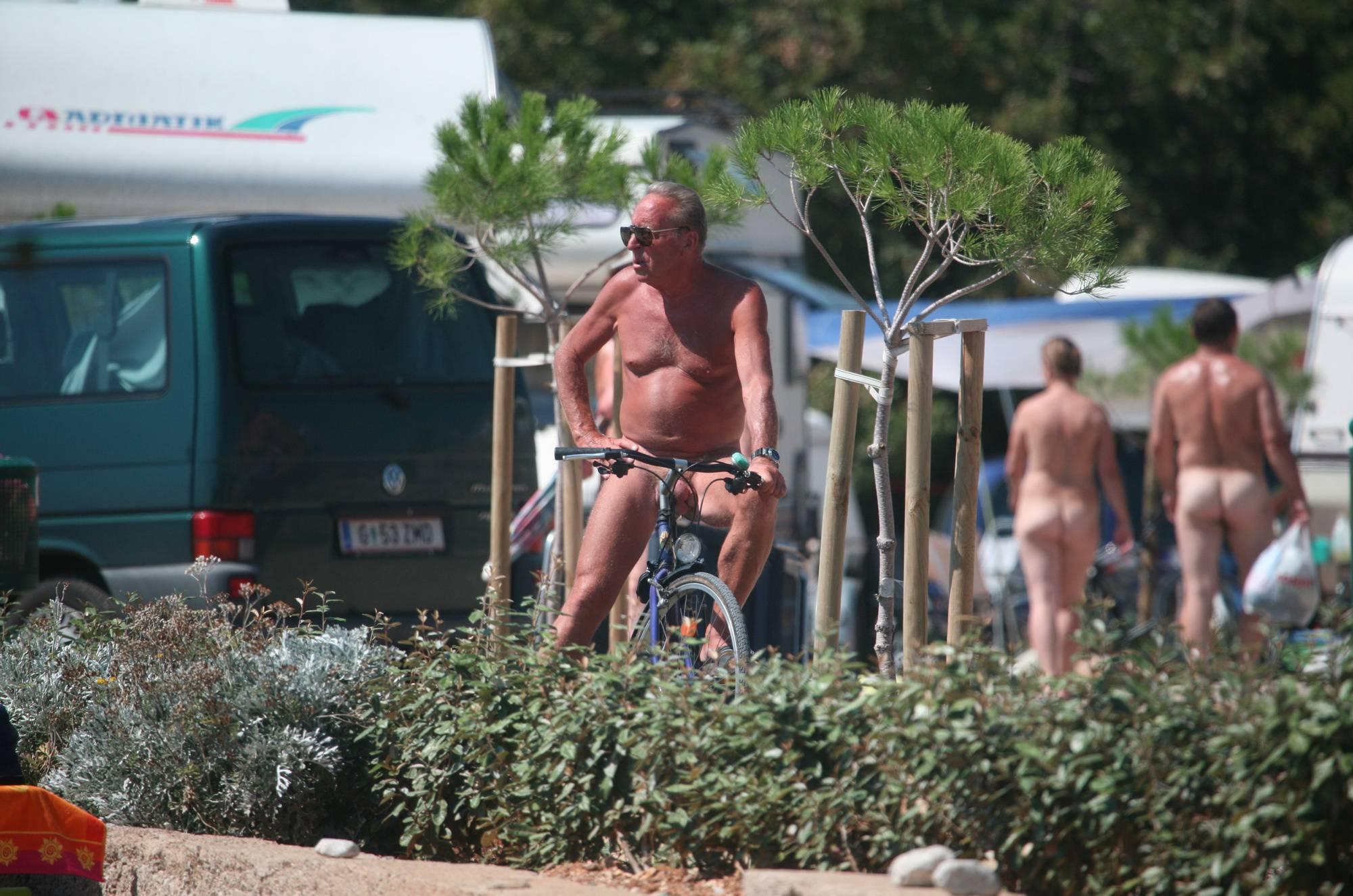 Crete FKK Camping Tour - 1