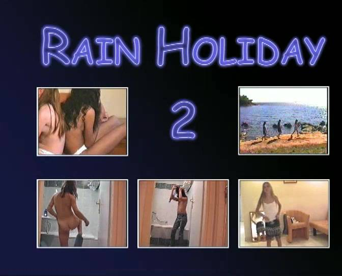 Nudist Videos Rain Holiday 2 - Poster