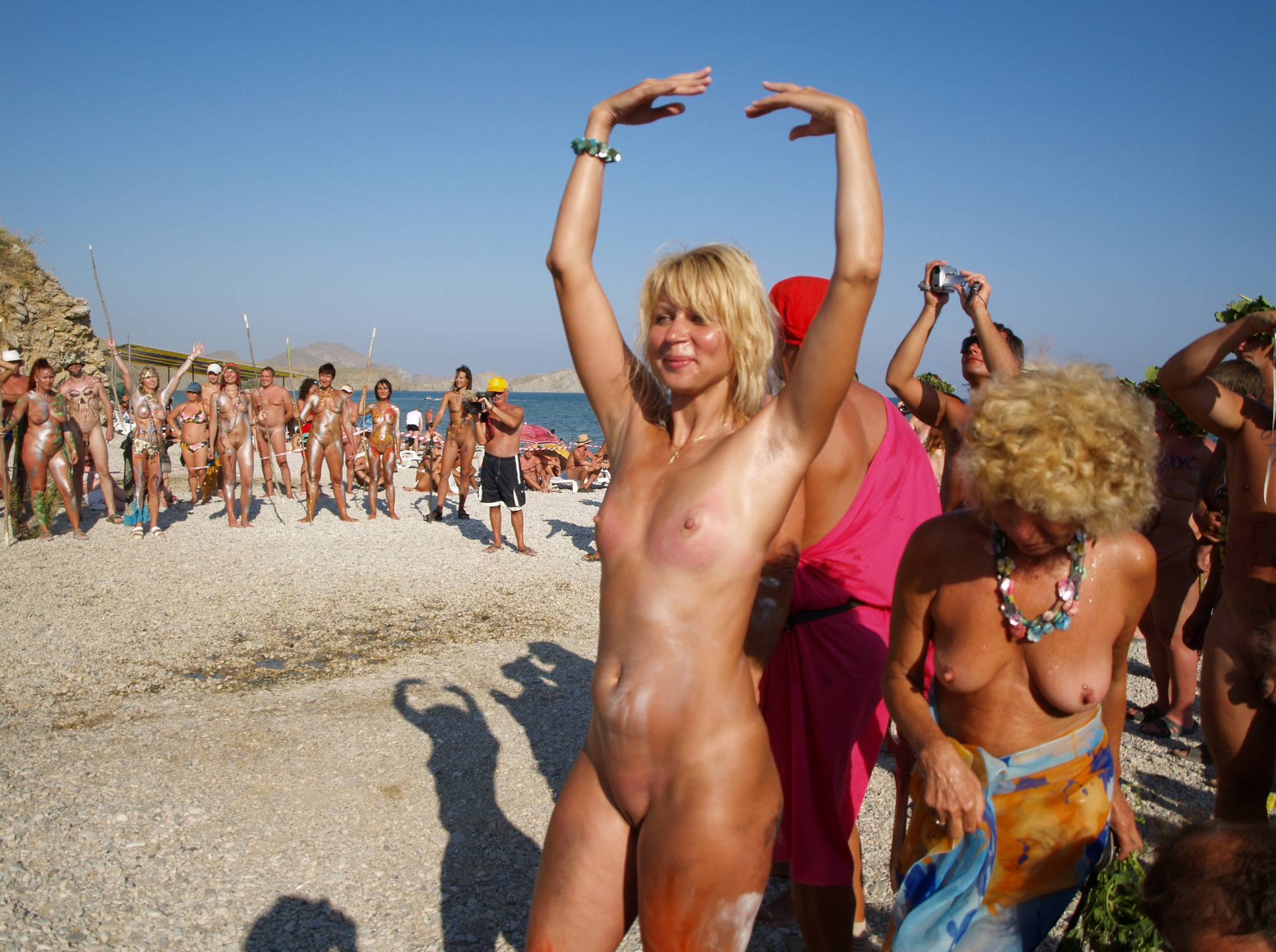 Pure Nudism Gallery Red Cape Naturist Escorts - 2