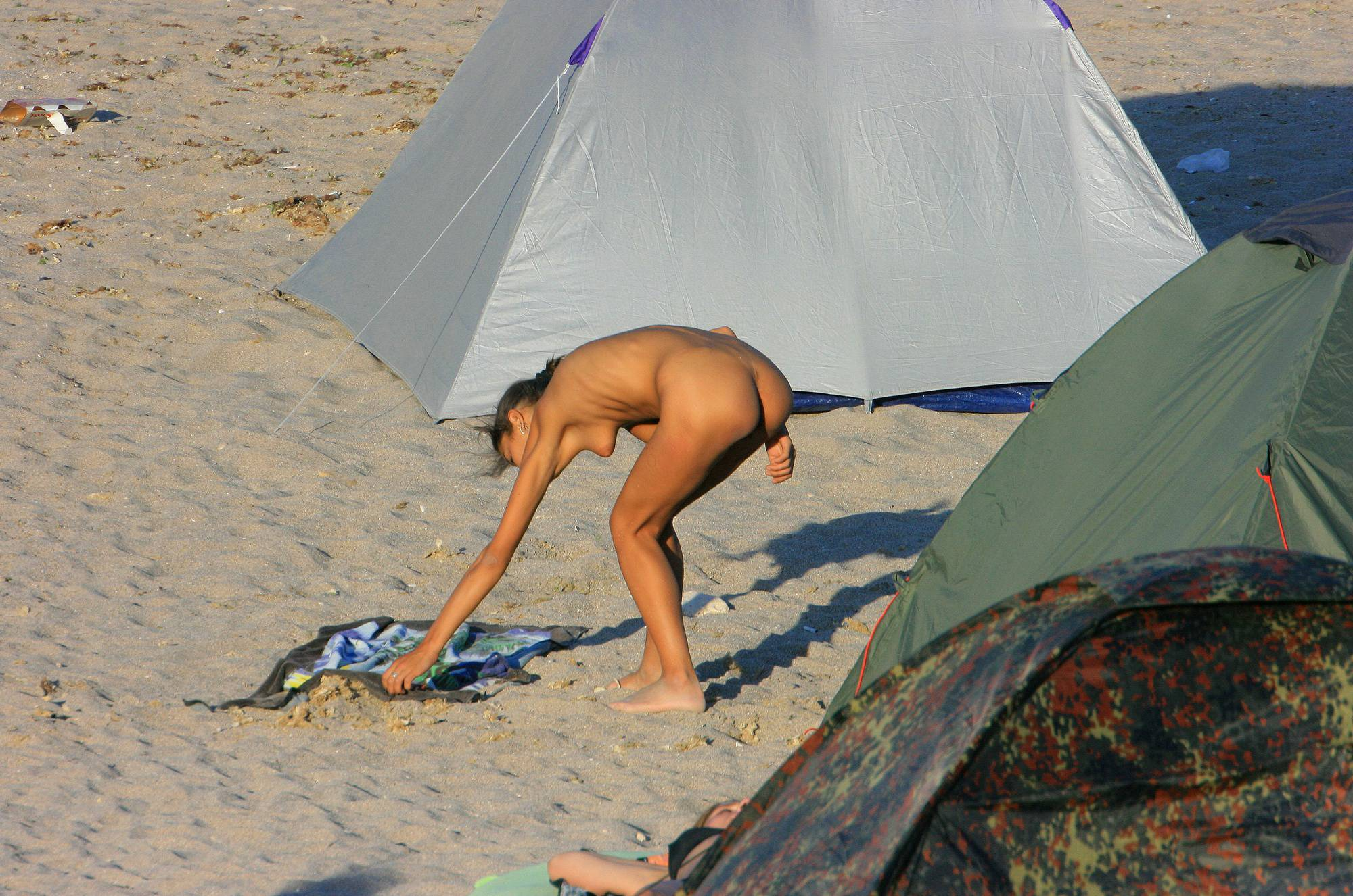 Romanian Shoreline Sands - 2