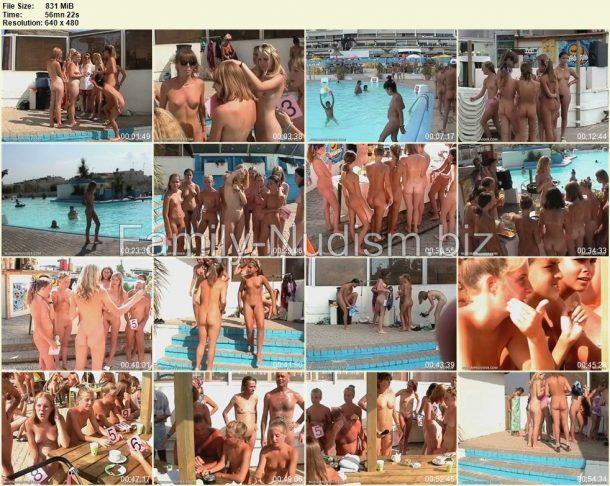 Sunat Natplus-Junior Nudist Contest 2