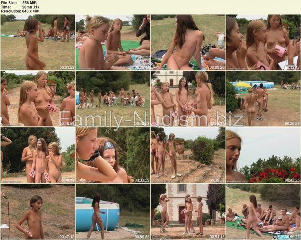 Sunat Natplus-Junior Nudist Contest 3