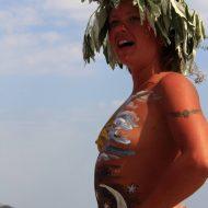 Sand Beach Goddess One