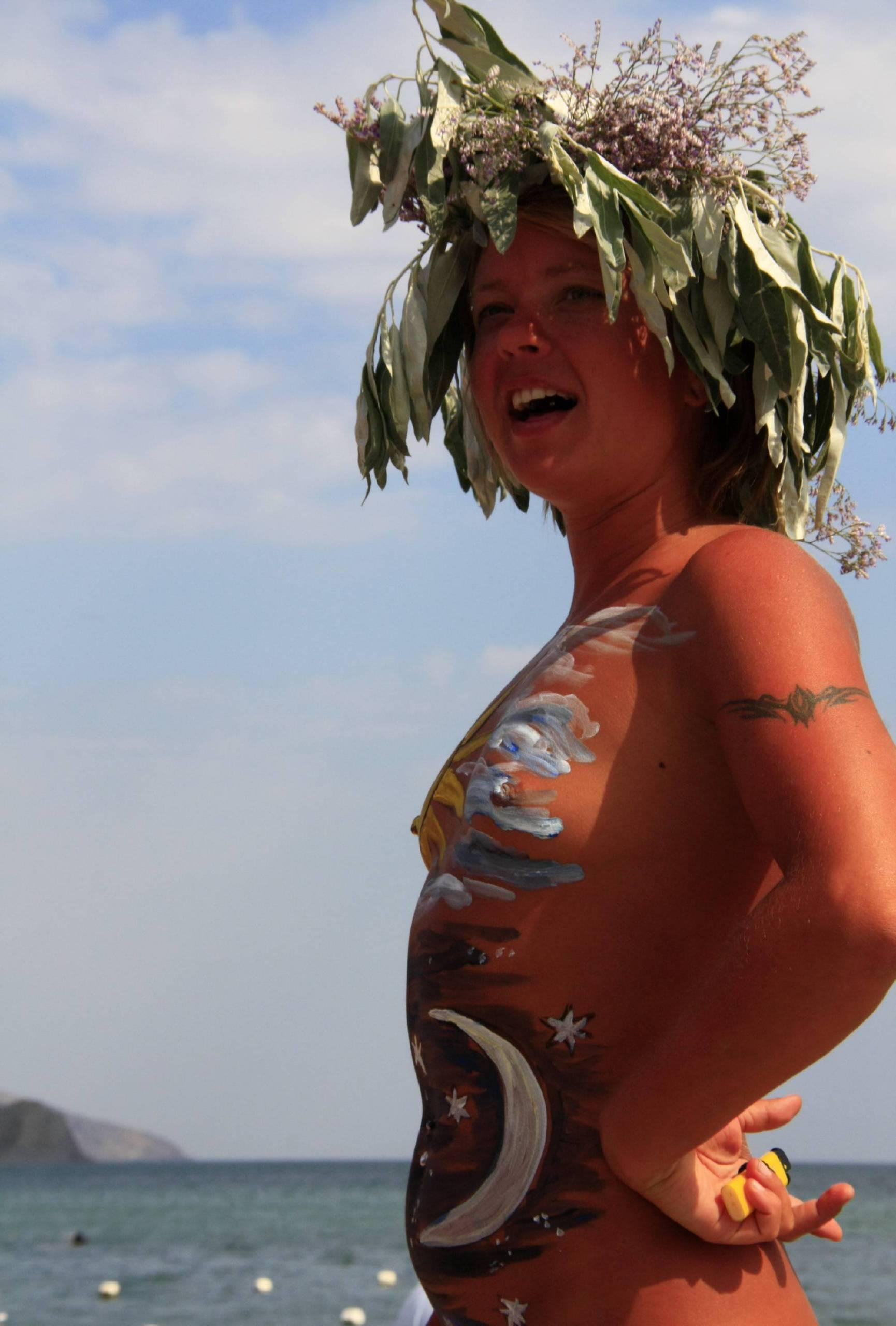 Sand Beach Goddess One - 1