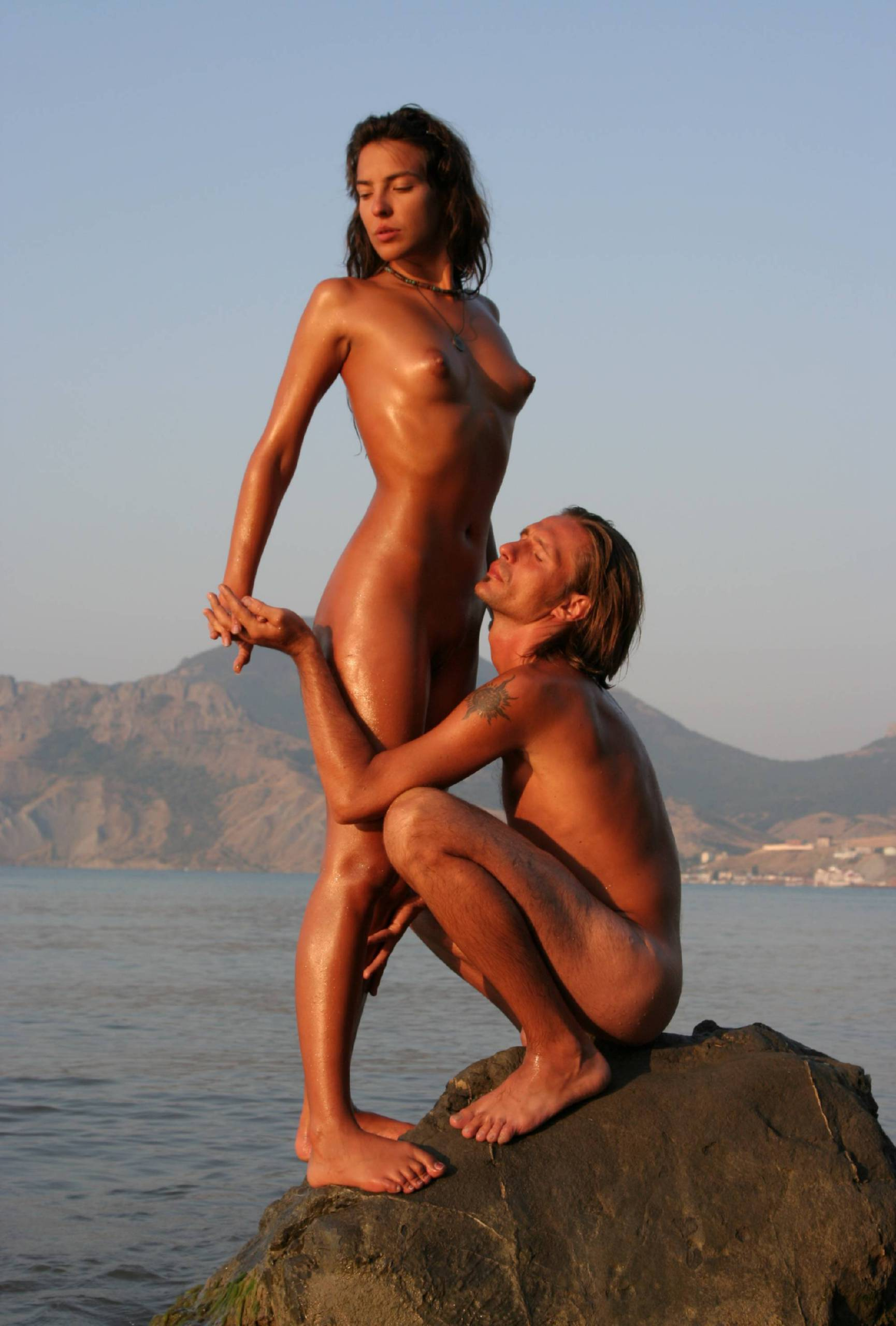 Single to Naturist Couples - 2