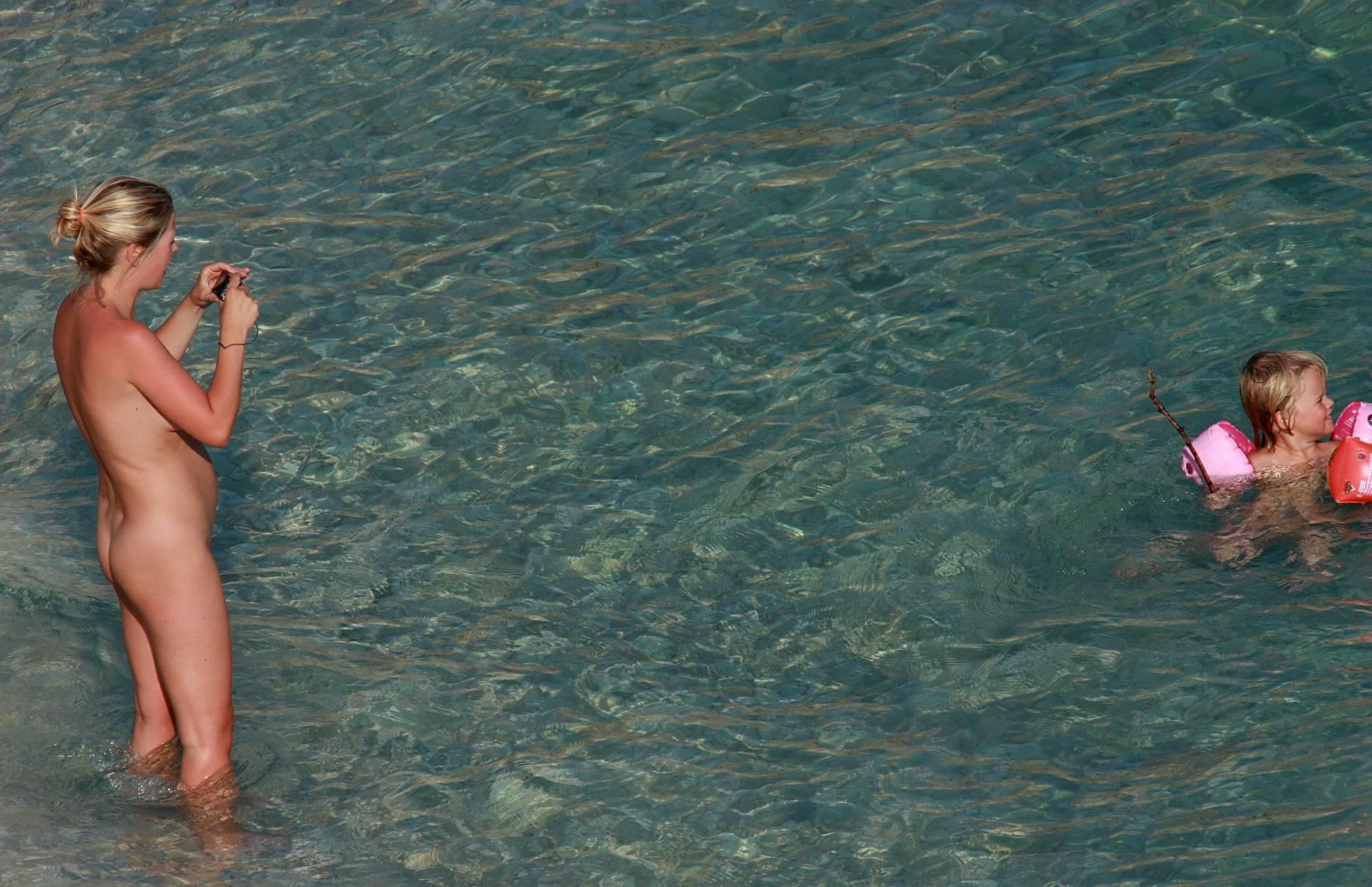 Snorkeling With Floaties - 1