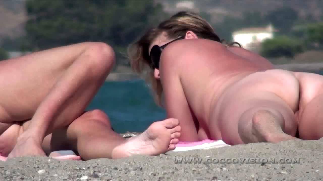 Nudist Videos Sun-Soaked and Naked at Playa Vera 3 - 1