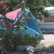 Sunnyside Camp Scene
