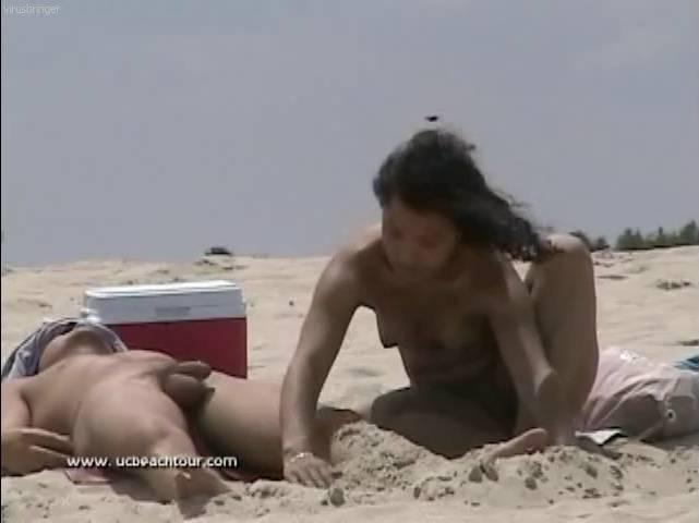 Nudist Movies U.S. Nude Beaches Vol. 15 - 1