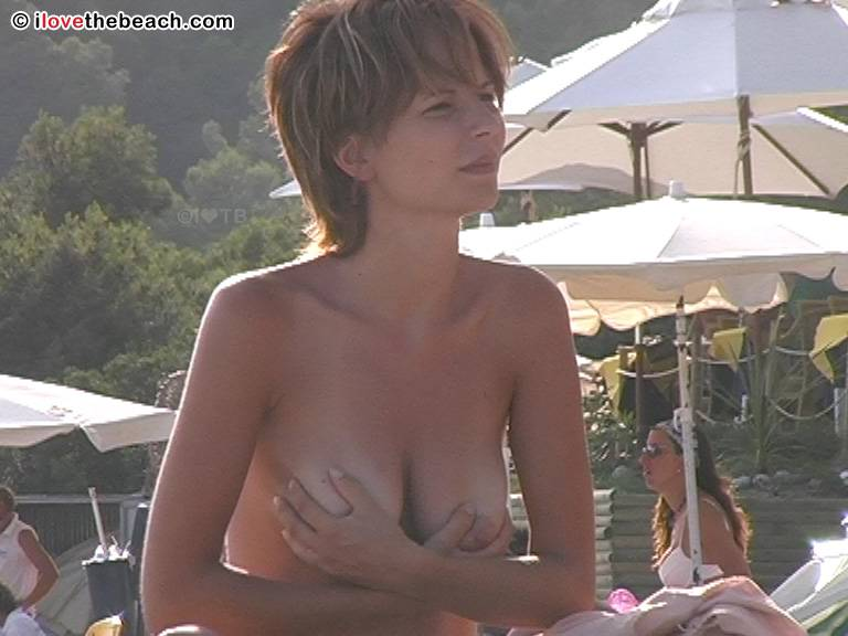 Nudist Photos USA nudist beaches and South of France Topless Beauties (ILoveTheBeach.com) - 2