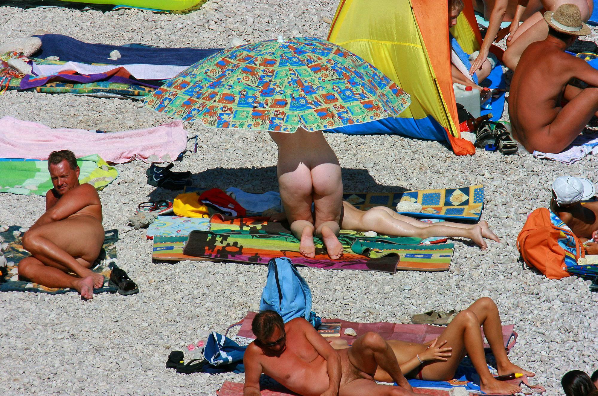 Pure Nudism Uka FKK Beach Parenting - 2