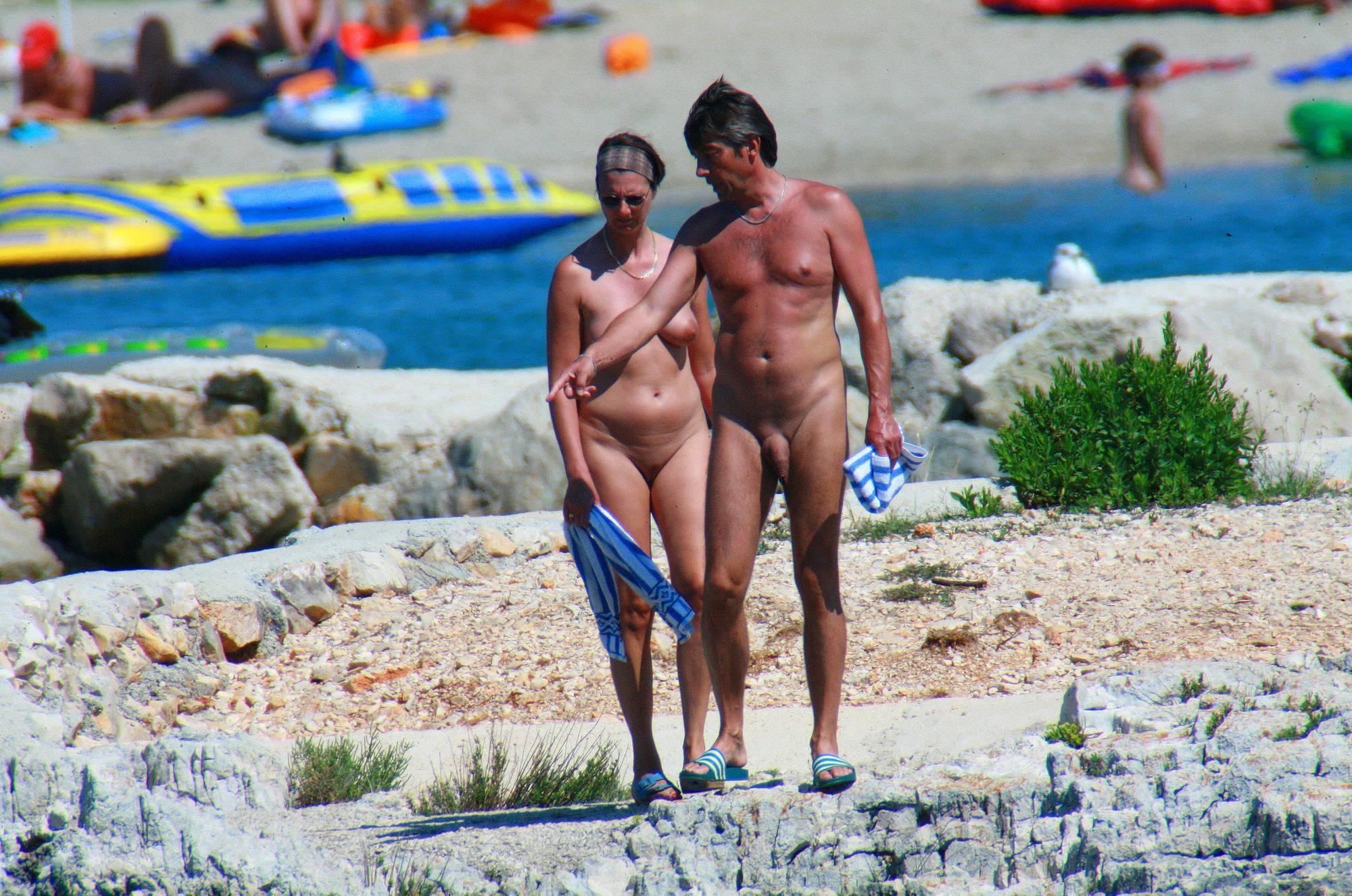 Ula FKK Beach Shorelines - 1