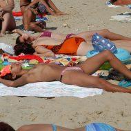 Verna Topless Beach