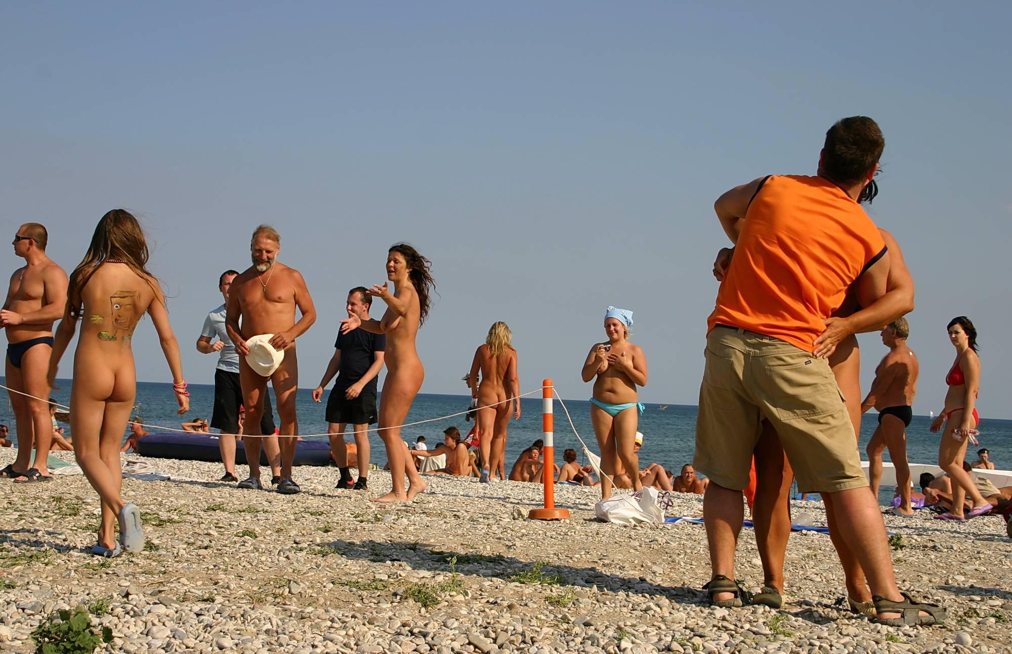Nudist Pics Warm Sun Ray Beach - 1