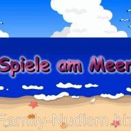 Spiele am Meer – Naturistin.com